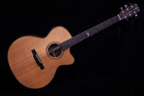 Aria Sandpiper Classic 4 Acoustic Guitar