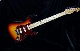 Bill Lawrence Swampkaster USA Stratocaster