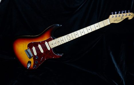 Bill Lawrence Swampkaster USA Stratocaster