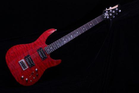 Brian Moore i Guitar 8.13 i8 13pin Red Electric Guitar