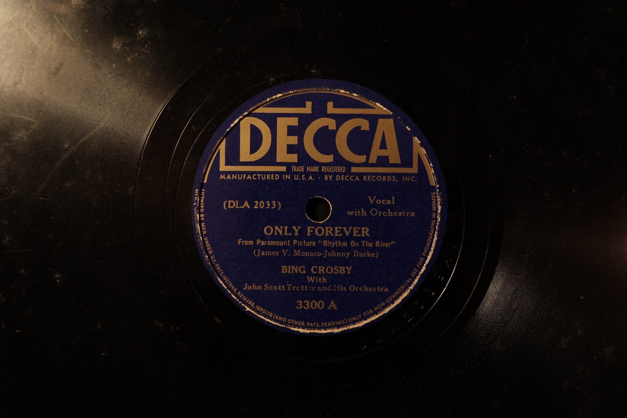 Bing Crosby - Star Dust