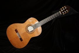 Vicente Carillo Rio 2002 Classical Acoustic Guitar