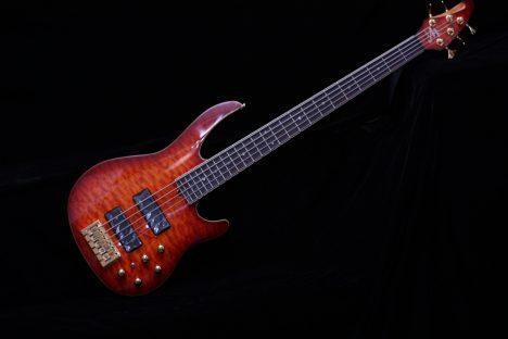 Brian Moore i5 Electric Bass Guitar