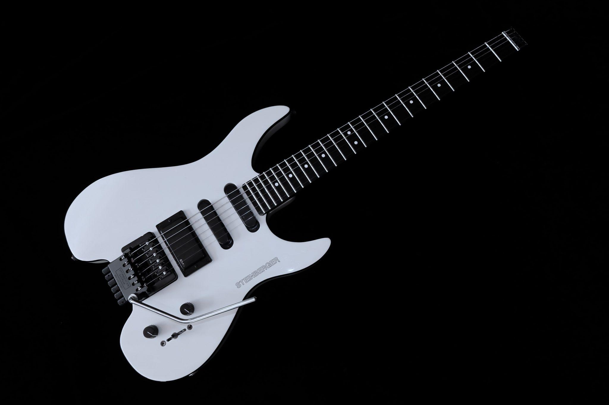 Electric Guitars Vintage Alley Music Bridge Tremolo Fender Semi Updown Chrome Steinberger Gm 4 Standard White