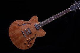 Hofner Verithin Standard Archtop Electric Guitar