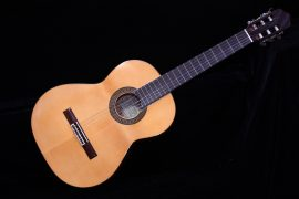 Jose Postigo 2002 Classical Acoustic Guitar