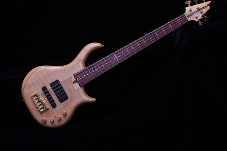 Warrior Keith Horn STG Signature Electric Bass Guitar