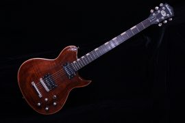 Washburn Custom Shop Baritone Electric Guitar
