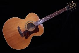 Guild JF-30BL Jumbo Acoustic Guitar